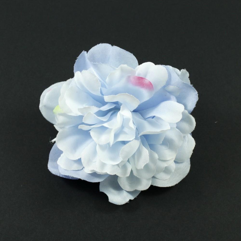 Fleur en tissu synth tique diam tre de la fleur environ for Fleurs artificielles tissu