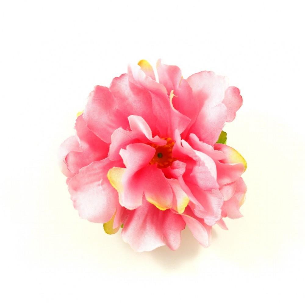 Fleur en tissu synth tique for Fleurs artificielles tissu